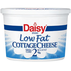 Daisy Brand® Low Fat Cottage Cheese 2% - 3 lb.