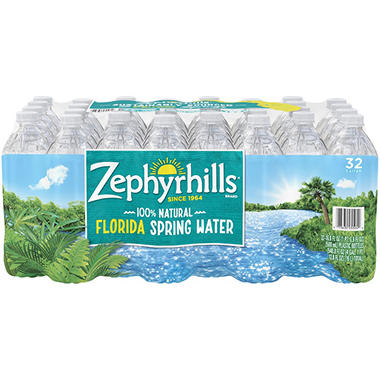 Zephryhills Water - 32/ 16.9 oz.