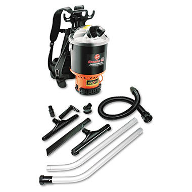 Hoover Commercial Back Pack Vacuum