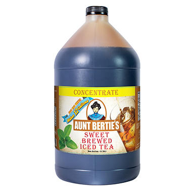 Aunt Berties Tea Concentrate - 1 gal.