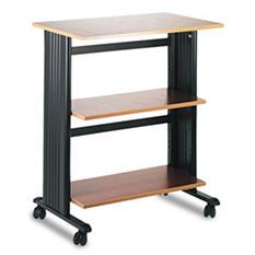 Safco® Mobile Tri-Level Printer/Machine Stand
