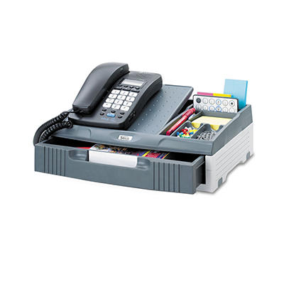 Safco - Telephone Stand Organizer - Gray