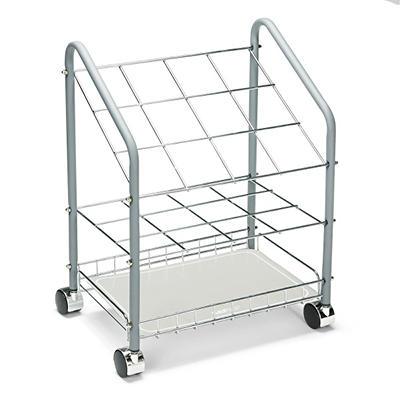 Safco Tabular Steel Wire Roll Files