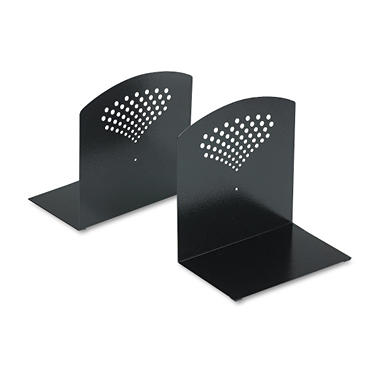 Steel Bookend - Black