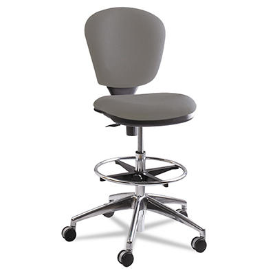 "Safco - Metro Extended Height Swivel/Tilt Chair, 22-33"" Seat Height - Various Colors"