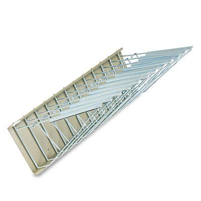 Safco® Pivot Wall Rack