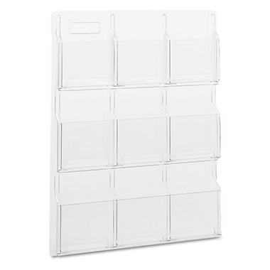 Safco® Reveal Magazine Display Racks