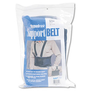 Safco® Remedease™ Deluxe Back Safety Support Belt