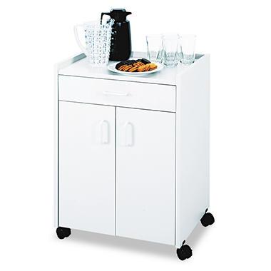 Safco® Mobile Refreshment Center