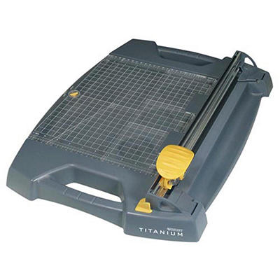 Titanium Rotary Trimmer 12""