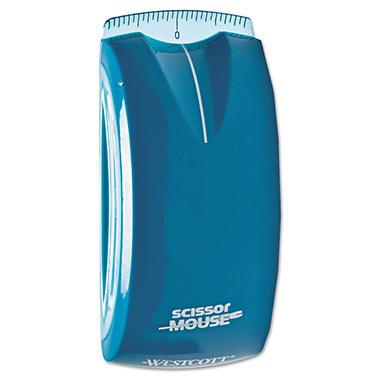 Westcott - TrimAir Scissor Mouse - Dazzling Blue