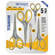 Westcott - Titanium Cutting Solutions Kit - 5 Pieces