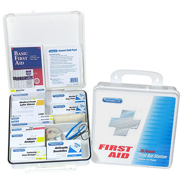 Physicians Care First Aid Station - 312 pcs.