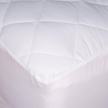 Riegel Quilted Fitted Anti-Microbial Mattress Pad, Queen