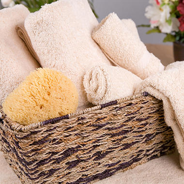 Riegel Royal Hotel Bath Towel - Beige - 6-Pk.
