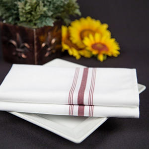 Riegel Bistro Stripe Napkins, Choose Your Color (24 pk.)