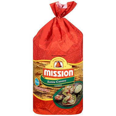 Tostadas Bag