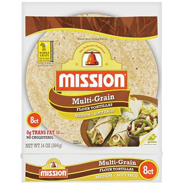 Mission Multi-Grain Flour - 8 ct. - 14 oz. bag