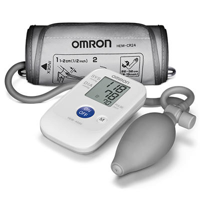 Omron Arm digital Manual BPM 21 Memory HEM 4030 - (Puerto Rico Only)