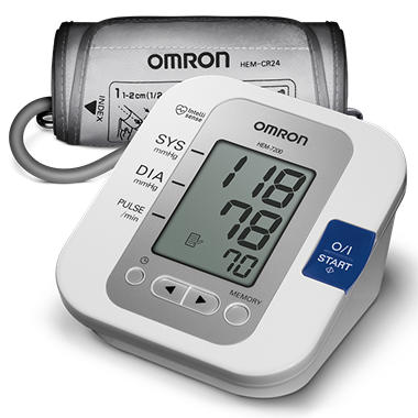Omron Arm Auto Digital BPM 60 Memory HEM-7200