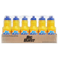 Big Burst Citrus Punch Drink (16 oz., 24 ct.)