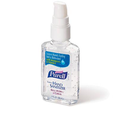 Purell® Instant Hand Sanitizer-2fl.oz-24ct.