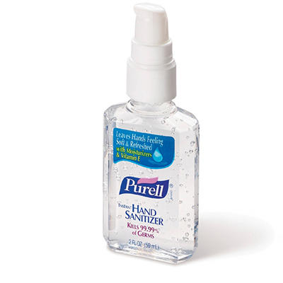 Purell® Instant Hand Sanitizer-2fl.oz-24ct.