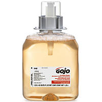 Gojo FMX-12 Foam Hand Wash Dispenser Refills - Orange Blossom Scent - 1250ml - 3 pk.