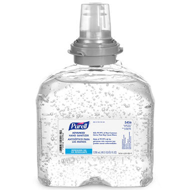 Purell Gel Sanitizer Refill
