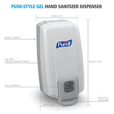 Purell® NXT Sanitizer Dispenser - 1,000 ml