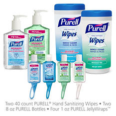 Purell On-the-Go Hand Sanitizer Kit