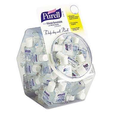 Purell Portable Hand Sanitizer - 60/.05 oz. Size