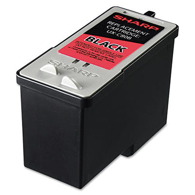 Sharp Black Ink Cartridge For UX-B800SE Fax