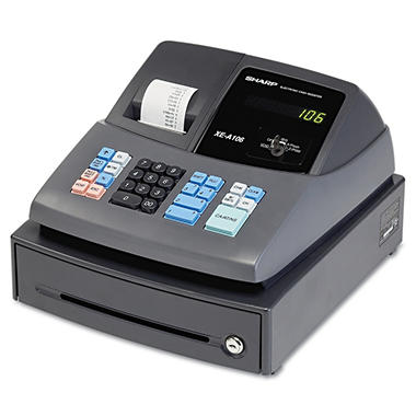 Sharp - XE-A106 Cash Register