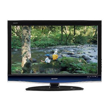 "37"" Sharp AQUOS LCD 1080p HDTV/Blu-ray Combo"