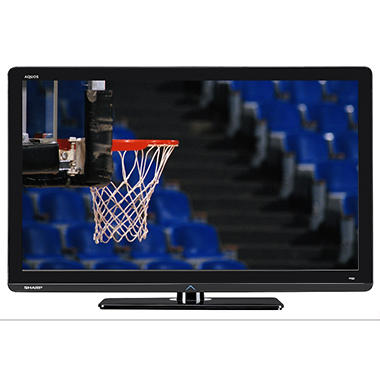 "42"" Sharp Aquos Edge Lit LED LCD 1080p 120Hz HDTV"