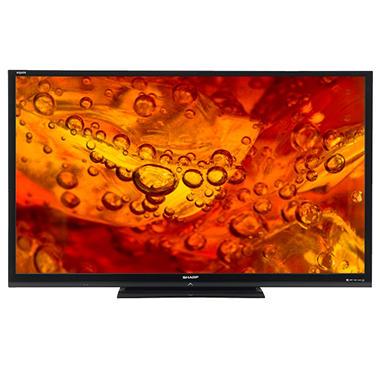 "80"" Sharp AQUOS LED 1080p 120Hz HDTV"
