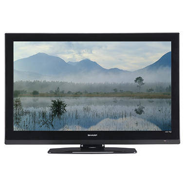 "46"" Sharp LCD 1080p HDTV"