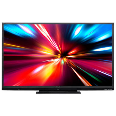"70"" Sharp Aquos LED LCD 1080p AquoMotion 240 HDTV w/ Wi-Fi"