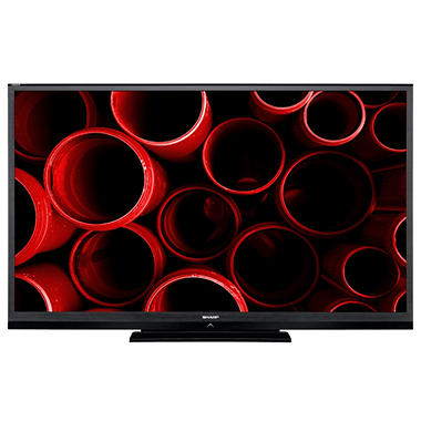 "60"" Sharp AQUOS LED 1080p 120Hz Aquomotion HDTV"