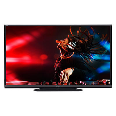 "80"" Sharp Aquos LED 1080p 120Hz Smart TV w/ Wi-Fi"
