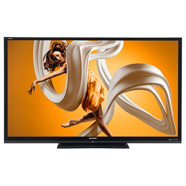 80in Sharp LED 1080p 120Hz Smart TV w/ Wi-Fi
