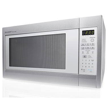 Sharp 2.2 cu. ft. Stainless Steel Countertop Microwave