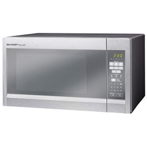 Sharp 1.8 Cu. Ft. Sensor Microwave Oven