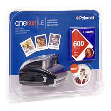 Polaroid One 600 LE Instant Camera