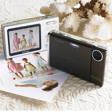 Fujifilm FinePix Z5FD Digital Camera