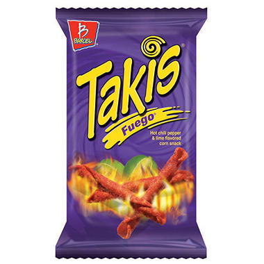 Barcel Takis Fuego - 9.88 oz.