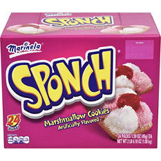 Marinela Sponch Cookies - 24 ct.
