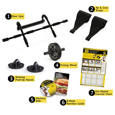 Gold's Gym 7-in-1