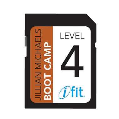 iFit Level 4 Boot Camp SD card